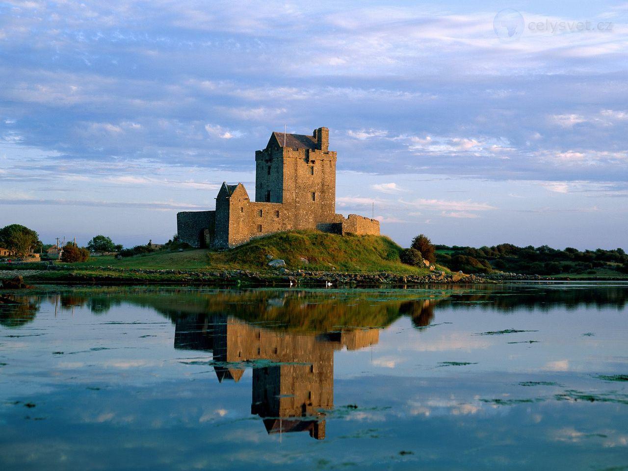 Clare Ireland  city photos : ... County Clare, Irsko / Dunguaire Castle, Kinvara, County Clare, Ireland